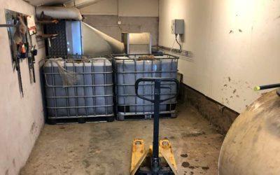 Tillverkning av ferment