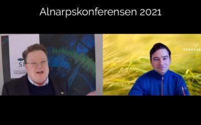 Intervju: Alnarpskonferensen 2021